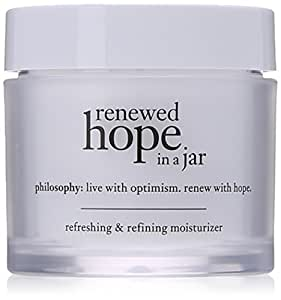 Philosophy Renewed Hope In A Jar Moisturizer 新版希望面霜,男女皆宜,2 盎司
