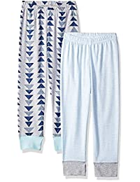 Lamaze 婴儿男孩有机2件装裤子