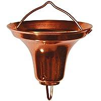 Stanwood 雨链铜水槽适配器 适用于雨链安装