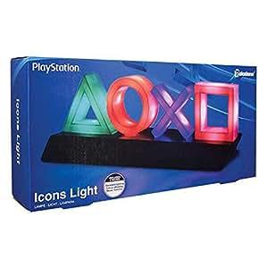 PlayStation 图标灯