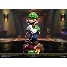 First4Figures LM03ST 庄园:Luigi(标准)PVC 收藏人偶