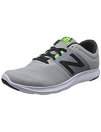 New Balance 男 休闲跑步鞋 KOZE系列 MKOZELG1-2E-85 灰色 42 (US 8.5)