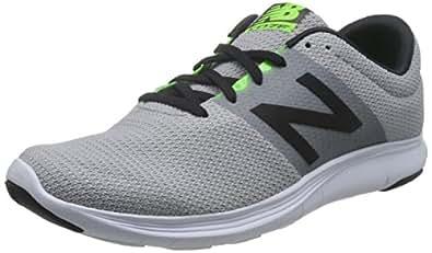 New Balance 男 休闲跑步鞋 KOZE系列  MKOZELG1-2E-7 灰色 40 (US 7)