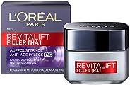 L'Oréal Paris 巴黎欧莱雅 复颜玻尿酸水光充盈导入霜,高纯度玻尿酸,锁龄抗皱,保湿修复,