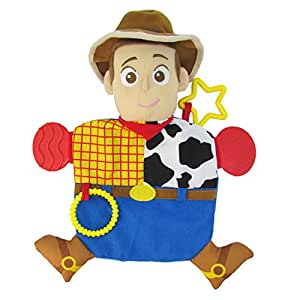 Disney Pixar 玩具总动员 Woody 牙胶活动毯