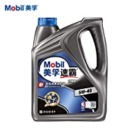 美孚(Mobil)美孚速霸2000 全合成机油 5W-40 SN级 4L
