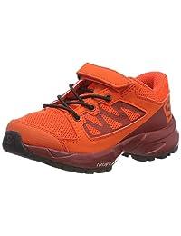 Salomon 儿童 XA Elevate K,越野跑鞋