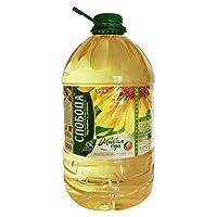 斯洛博达 (俄罗斯原装压榨)葵花籽油 5L(俄罗斯联邦进口)(新老包装随机)