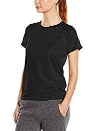 Stedman Apparel 女士活力 140 Raglan/ST8500 常规版型短袖运动 T 恤