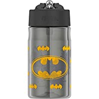 Thermos 膳魔师 Tritan 保湿瓶,12盎司(约340.19克),蝙蝠侠