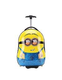 丹爵(DANJUE) 儿童拉杆箱16寸单向轮时尚可爱卡通旅行箱包D36
