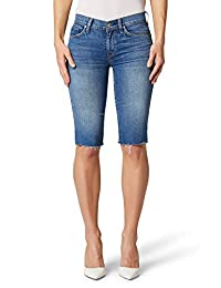 Hudson Jeans 女士 Amelia 露膝短裤