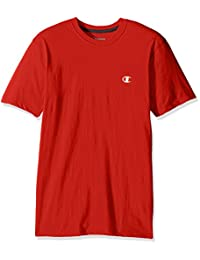 CHAMPION 男式 vapor 棉质圆领衬衫
