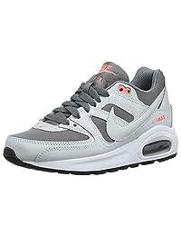NIKE 男式 Air Max Command Flex (Gs) 跑步鞋