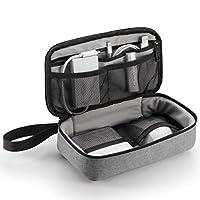 Elecom 宜丽客 旅行小袋 小袋 双肩背包 旅行 出差 收纳 收纳小物品 灰色 BMA-F01XGY