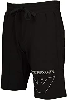 Emporio Armani 安普里奥·阿玛尼 男式家居服 - 薄鹰百慕大短裤