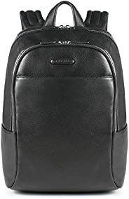 Piquadro 男式 双肩电脑包 CA3214MO/N 黑色 均码