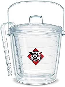 Tervis 1049933 Davidson College Emblem Individually Boxed Ice Bucket, 87 oz, Clear