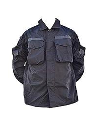 Mil-Tec Black Commando 罩衫