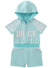 JUICY Couture 女婴连帽连衫裤