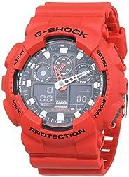 Casio 卡西歐 G-Shock GA-100B-7AER 男士手表 樹脂