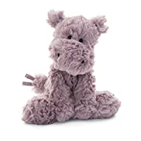 Jellycat Squiggle 系列 9 inches 河马