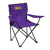 Logo Chair NCAA College Quad Chair 紫色 Adult