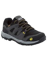 Jack Wolfskin 男女通用款 童鞋 Mtn Attack 3 Texapore 低帮 登山鞋 徒步旅行鞋