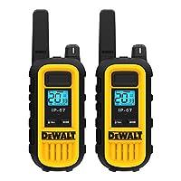 DeWALT 重型商务对讲机DXFRS300 DXFRS300