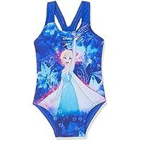 Speedo 女童 Disney 冰雪奇缘泳衣
