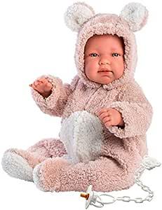Llorens 84426 Llorens 84426 哭闹娃娃 婴儿娃娃 Beba 43厘米 米色