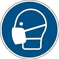 Durable 杜拉宝 103406 优惠贴纸,使用面具,可拆卸地标
