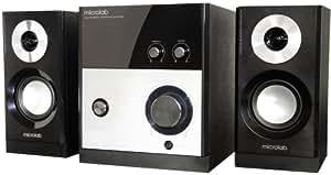 Microlab麦博 M-890有源音箱系统 (黑色)