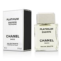 Chanel 香奈儿 Chanel 白金男性淡香水喷雾 50ml/1.7oz
