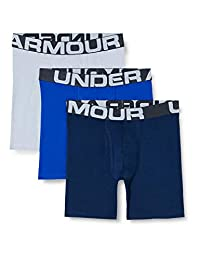 Under Armour 安德玛 男士 Charged Cotton Boxerjock 内裤