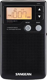Sangean DT-200X FM-立体声/AM 音频数字调节个人接收器