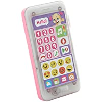 Fisher-Price 欢乐学习 Leave a Message Smart Phone 18 months to 36 months 智能手机