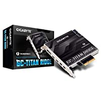 GIGABYTE PCIe 卡组件GC-TITAN RIDGE GC-TITAN 脊