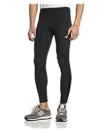 New Balance 男式 紧身长裤 AMRP4324