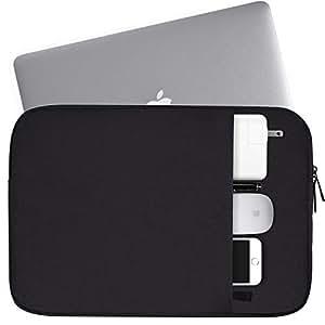 15.6 英寸防水笔记本电脑内胆包可兼容 MacBook Air、MacBook Pro、宏碁 华硕 联想 惠普 东芝 索尼 三星 LG Dell MSI GL62M 15.6 英寸 Chromebook 14-15 Inch
