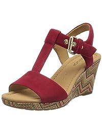Gabor 女式踝帶-42.824.38 踝帶涼鞋