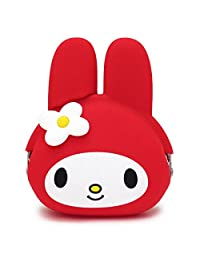 GMC玩具模型 p+g design mimi POCHIBI My Melody(美乐蒂) 红色 PG-18803