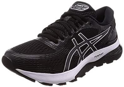 ASICS 亚瑟士 Gel-Nimbus 21 男士跑鞋 Schwarz (Black/Dark Grey 001) 39 EU