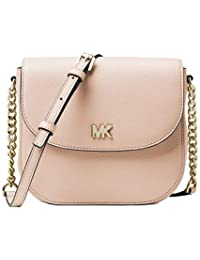 MICHAEL Michael Kors Half Dome Crossbody (Soft Pink)