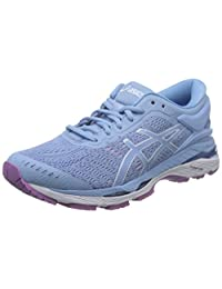 ASICS 亚瑟士 中性童 跑步鞋GEL-KAYANO 24 GS C739N