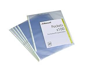 Rexel 22445490 Prospekth A3 高PP,FS,100