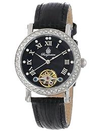 Burgmeister 伯格麦斯特 德国品牌 机械手表 女士腕表 开心设计镶钻 BM516-122(亚马逊自营商品, 由供应商配送)