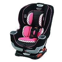 (跨境自营)(包税) GRACO 葛莱 儿童安全座椅 Extend2Fit 桃红色