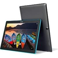 联想 Tab 10 平板电脑,10.1 英寸高清触摸屏,Qualcomm 四核处理器 1.30 GHz,1GB 或 2GB 内存,16GB 存储,WiFi,蓝牙,网络摄像头,长达 10 小时的电池寿命ZA1U0092US 2GB Memory