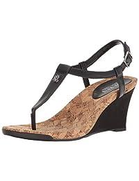 lauren ralph lauren 女式 NARIS 凉鞋